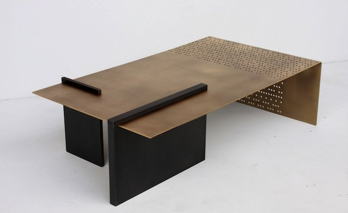 Isabelle Stanislas for Pouenat table basse 6