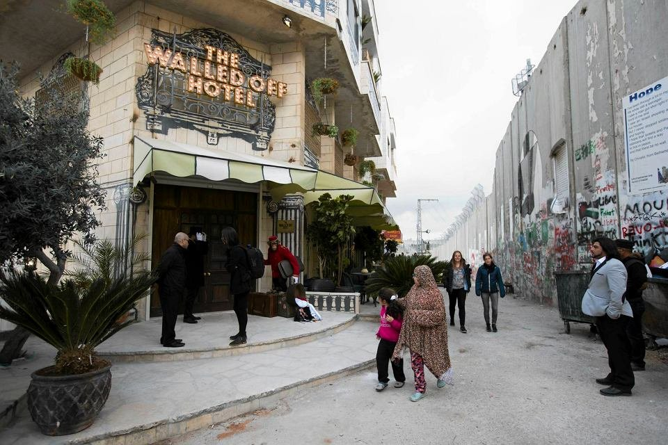 the walled off hotel banksy 2